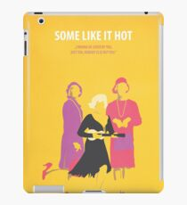 Some like it hot iPad Case/Skin