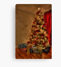 The Night Before Christmas Canvas Print