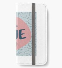 Enneagram One  iPhone Wallet/Case/Skin