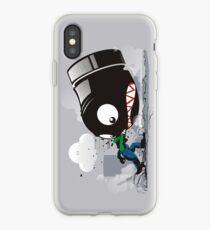LUIGI: ALWAYS ANGRY iPhone Case