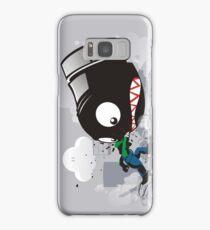 LUIGI: ALWAYS ANGRY Samsung Galaxy Case/Skin