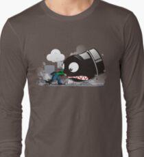 LUIGI: ALWAYS ANGRY Long Sleeve T-Shirt