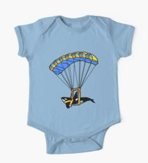 Flying Orca! Kids Clothes