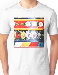 Barge Roses Unisex T-Shirt