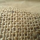 Rustic Burlap Hessian Fabric by TerryArts