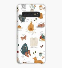 Hello Autumn Case/Skin for Samsung Galaxy