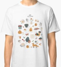 Hello Autumn Classic T-Shirt