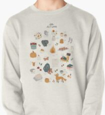 Hello Autumn Pullover Sweatshirt
