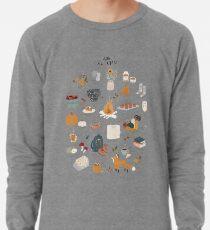 Hello Autumn Lightweight Sweatshirt