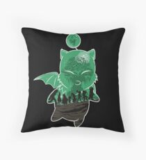 THE RETURN OF THE FANTASY Throw Pillow