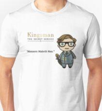 Manners Maketh Man - Harry Hart Unisex T-Shirt