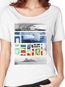 [Broken] Negative Impact  Women's Relaxed Fit T-Shirt