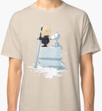 WINTER PEANUTS Classic T-Shirt