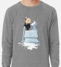 WINTER PEANUTS Lightweight Sweatshirt