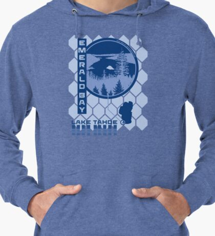 Emerald Bay (Through the Looking Glass) Lightweight Hoodie