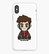 Little Gambit iPhone Case