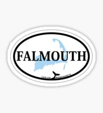 Falmouth - Cape Cod. Sticker