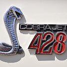 Shelby GT Emblem by Wviolet28