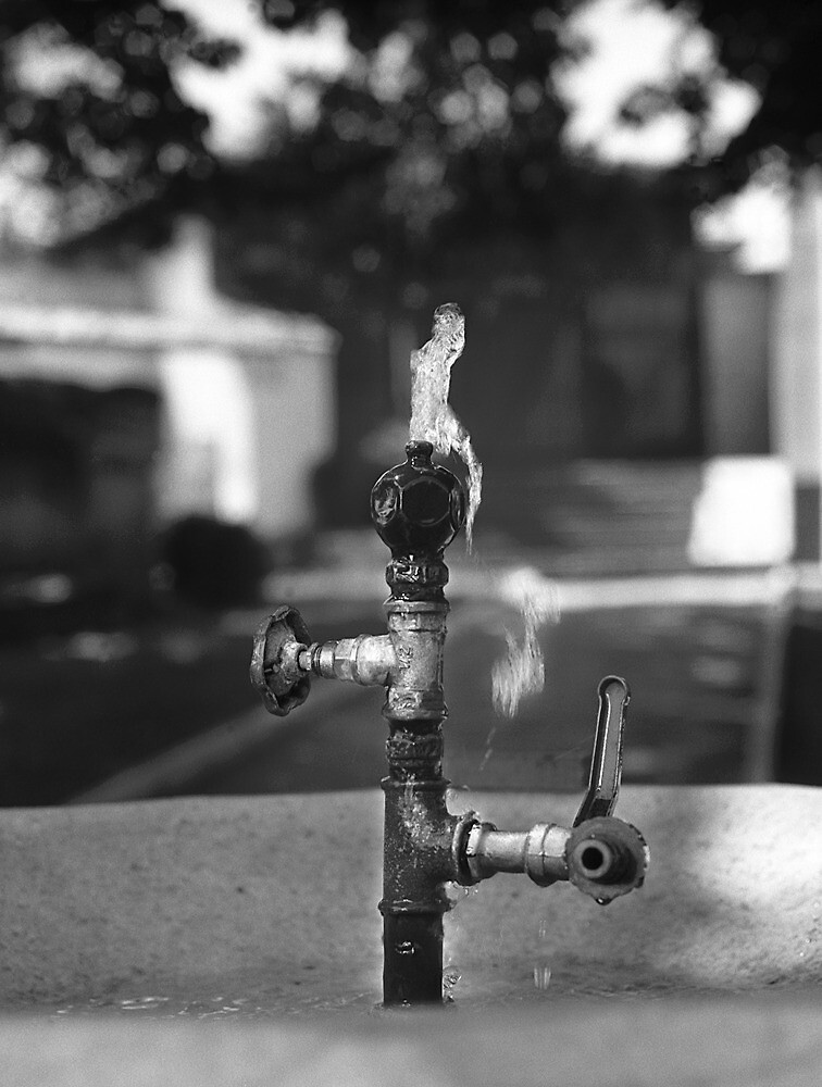 Faucet-2 by Stefan Kutsarov