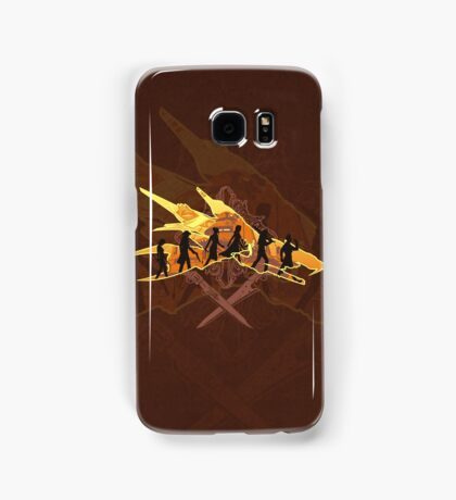 THE TWO SWORDS Samsung Galaxy Case/Skin