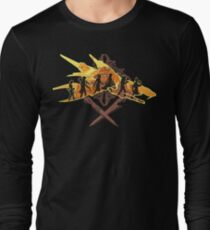 THE TWO SWORDS Long Sleeve T-Shirt