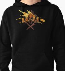 THE TWO SWORDS Pullover Hoodie