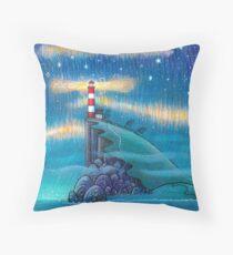 Song of the sea Throw Pillow