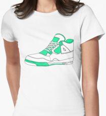 Jordans Womens Fitted T-Shirt