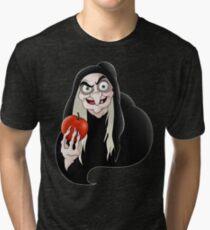 Evil queen witch  Tri-blend T-Shirt