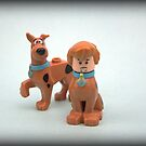 Scooby & Shaggy Doo  by minifignick