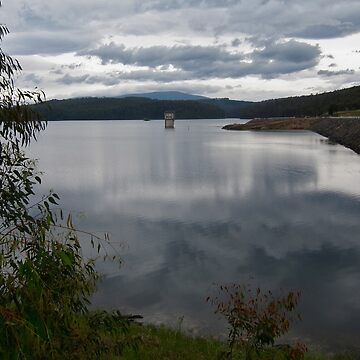 Moondarra reservoir by dalegillard