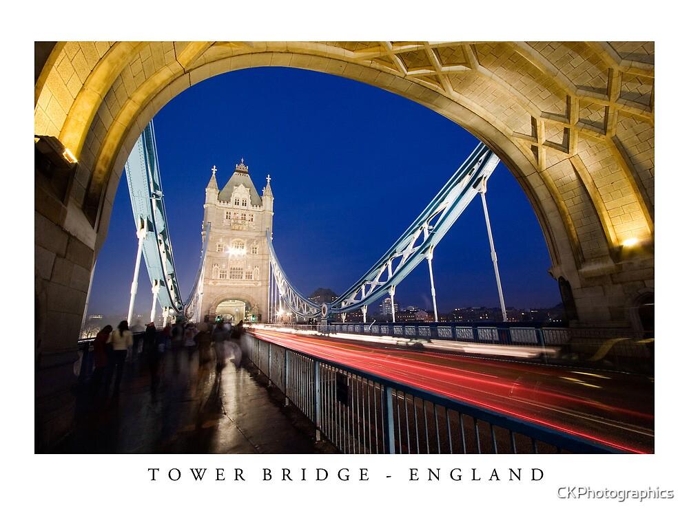 Tower Bridge, London by CKPhotographics