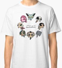 Saga Puffs Parody Classic T-Shirt