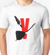 V has come to T-Shirt