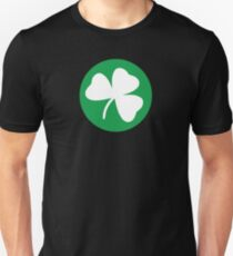 Camiseta ajustada Shamrock - Boston
