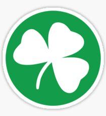 Shamrock - Boston Sticker