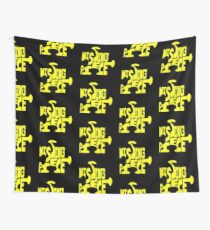 missing piece - yellow Wall Tapestry
