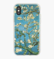 Vincent van Gogh, Blossoming Almond Tree iPhone-Hülle & Cover