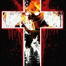 Jason Voorhees-Cross von American  Artist