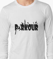 Parkour geek funny nerd T-Shirt