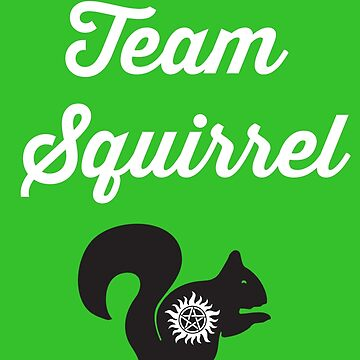 Team Squirrel! by Mad-Kinks