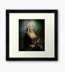 The Duchess Framed Print