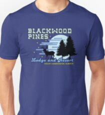 Until Dawn - Blackwood Pines Lodge Unisex T-Shirt