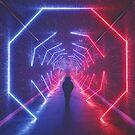 Belly Of The Neon Beast by Devansh Atray