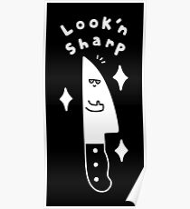 Look'n Sharp Poster
