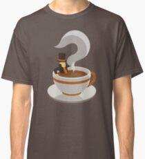 Camiseta clásica Té misterioso
