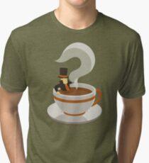 Mystery Tea Tri-blend T-Shirt