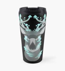 Glow (black) Travel Mug