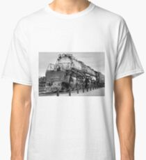 Biggest Badest Steam Locomotive Ever! Classic T-Shirt