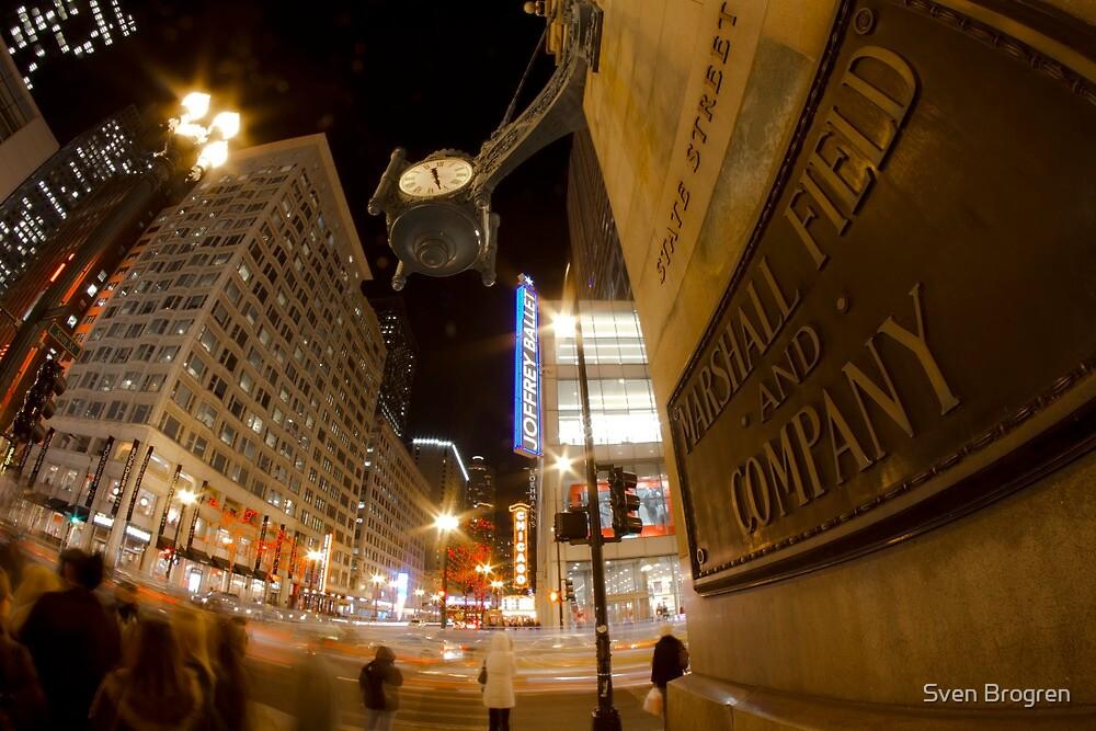 A bit of Chicago history by Sven Brogren